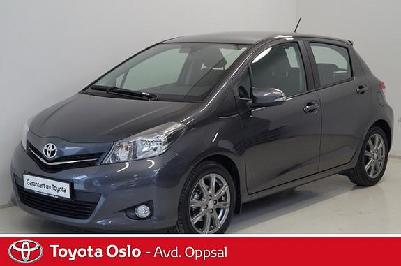 Toyota Yaris 1,33 Style SE KM !!  2013, 5752 km, kr 189900,-