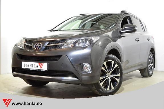 Toyota RAV4 2,0 D-4D 4WD Active Hengerfeste, Navi, Ryggekamera, DAB+++  2014, 44938 km, kr 349000,-