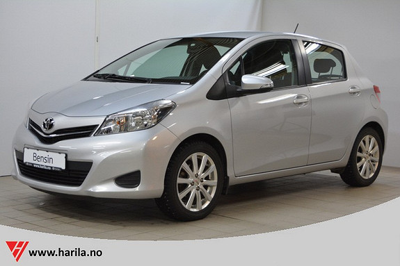 Toyota Yaris 1,33 Active Navikampanje  2011, 74664 km, kr 129000,-