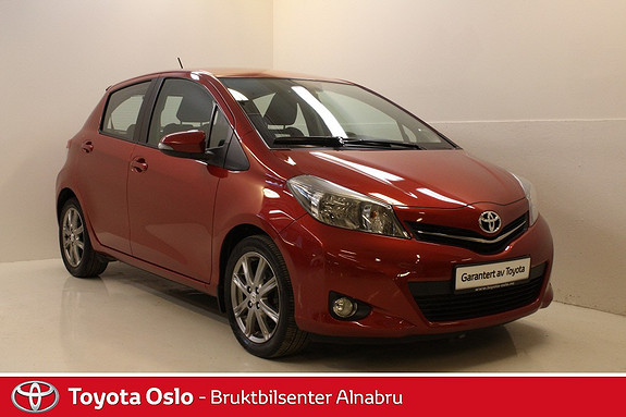 Toyota Yaris 1,33 Style Multidrive S Navigasjon, Automat,  2011, 56608 km, kr 149900,-