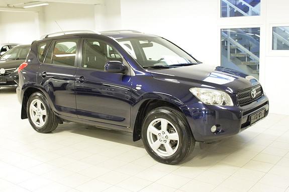 Toyota RAV4 2,2 D-4D 136hk DPF Cross Sport  2007, 154000 km, kr 154000,-