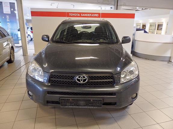 Toyota RAV4 2.2D-4D DPF Executive  2007, 182000 km, kr 139000,-