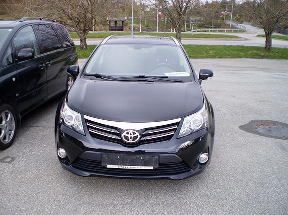 Toyota Avensis Advance+  2012, 62000 km, kr 223588,-
