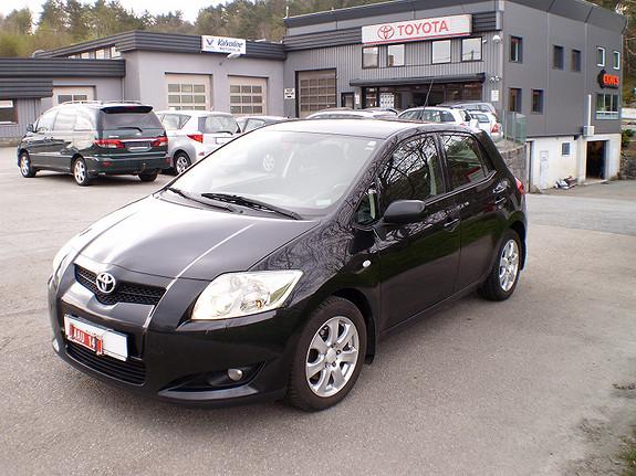 Toyota Auris Sol 2,0  2007, 165900 km, kr 111588,-