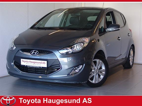Hyundai ix20 1,4 Blue Drive Premium Skinnseter, navigasjon, ryggekamera - ALT UTSTYR  2011, 41726 km, kr 139000,-