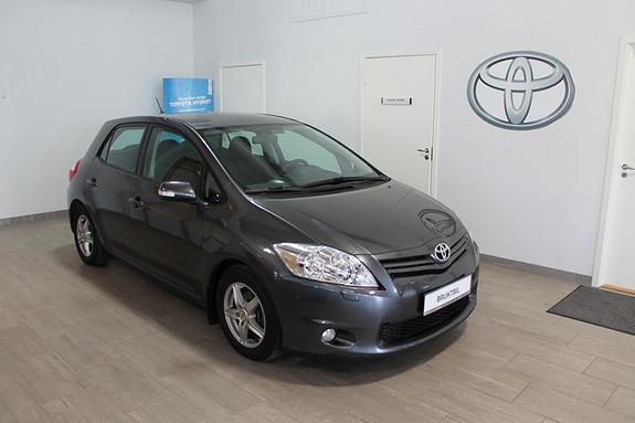 Toyota Auris 1,4 D-4D (DPF) Advance **VELHOLDT**KOMPL.SERVICEHISTORIKK**LAV KM**DIESELGJERRIG  2010, 63129 km, kr 129000,-