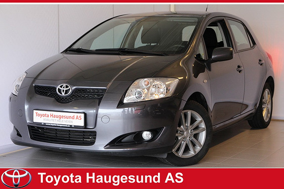 Toyota Auris 1,6 Sol Multimode autoklima, setevarme, norsksolgt, tectylert  2009, 52274 km, kr 129000,-