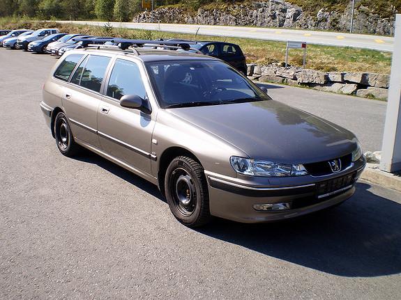 Peugeot 406  2003, 103500 km, kr 40538,-
