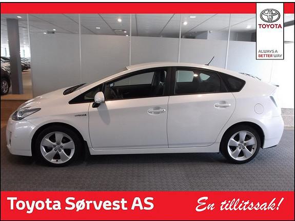 Toyota Prius 1,8 Executive  2012, 41000 km, kr 189000,-