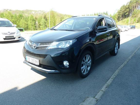 Toyota RAV4 2,2 D-CAT 4WD Exective aut  2015, 27121 km, kr 439000,-