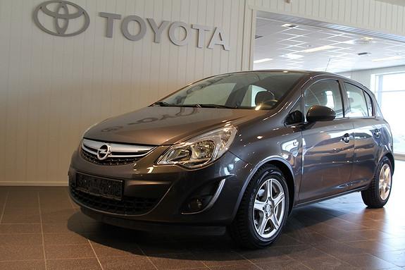Opel Corsa 1,3 CDTi  95hk ecoFLEX Cosmo  2011, 41100 km, kr 119000,-