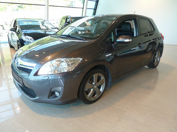 Toyota Auris 1,8 Hybrid Premium HSD  2012, 36224 km, kr 189000,-