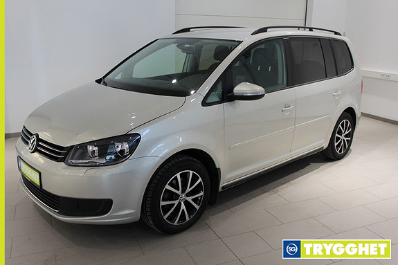 Volkswagen Touran 1,6 105 TDI BMT DSG Comfortline 7-s.