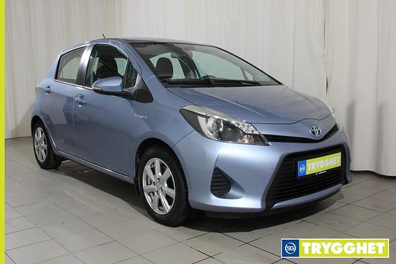 Toyota Yaris 1,5 Hybrid Active Navi,ryggekamera, bil med lav km.stand.