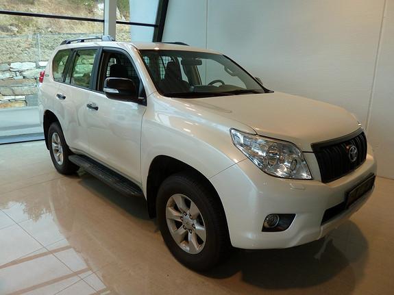 Toyota Land Cruiser LC 150 3,0 D-4D Aut  2012, 87297 km, kr 399000,-