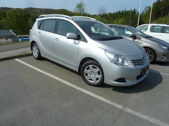 Toyota Verso 1,6 Comfort  2010, 44585 km, kr 129000,-
