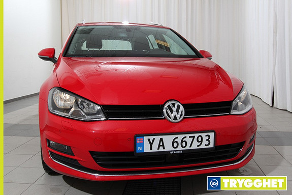 Volkswagen Golf 1,4 TSI 122hk Highline DAB+.BLUETOOTH.HENGERFESTE.MULTIRATT