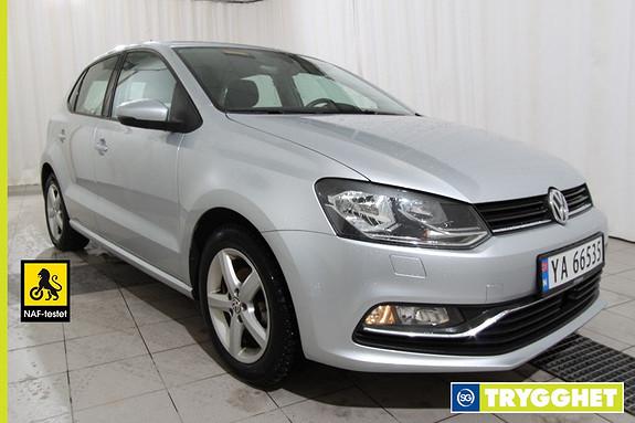 Volkswagen Polo 1,2 TSI 90hk Comfortline