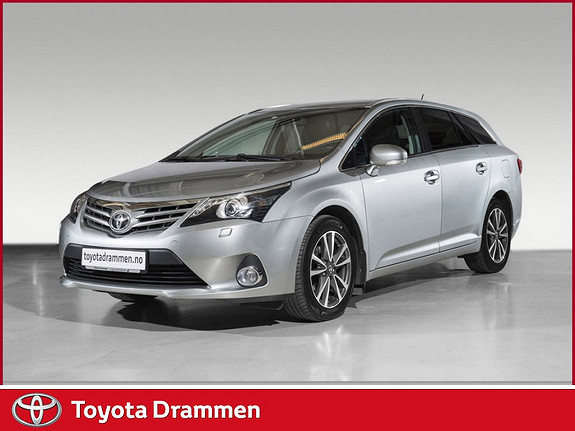 Toyota Avensis 2,0 D-4D 124hk Advance in Business  2013, 72 100 km, kr 229 000,-