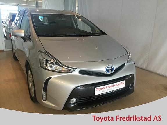 Toyota Prius+ Seven 1,8 VVT-i Hybrid Executive  2015, 3600 km, kr 339000,-