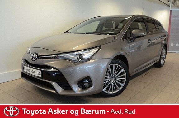 Toyota Avensis Touring Sports 1,6 D-4D Active Style  2015, 16300 km, kr 305000,-