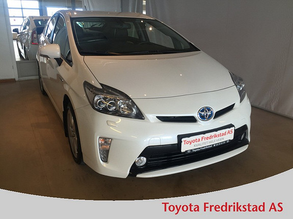 Toyota Prius 1,8 VVT-i Hybrid Executive  2012, 38000 km, kr 199000,-