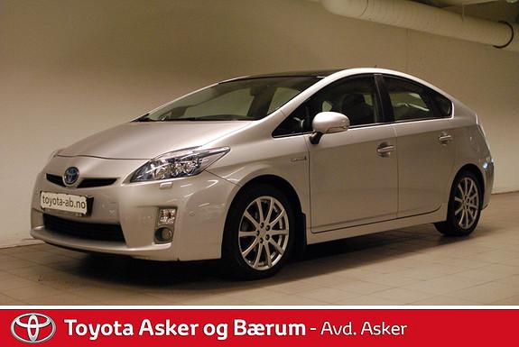 Toyota Prius 1,8 VVT-i Hybrid Premium RENTEKAMPANJE 2,95%  2009, 73900 km, kr 149000,-