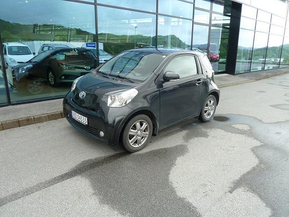 Toyota IQ 1,0VVT-i  2011, 32521 km, kr 99000,-