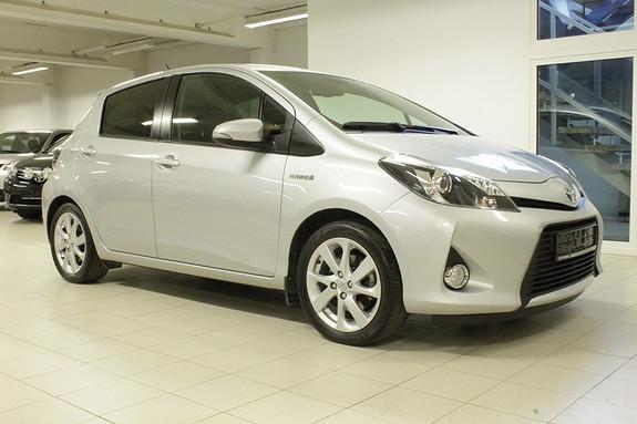 Toyota Yaris 1,5 Hybrid Style  2013, 39600 km, kr 154000,-
