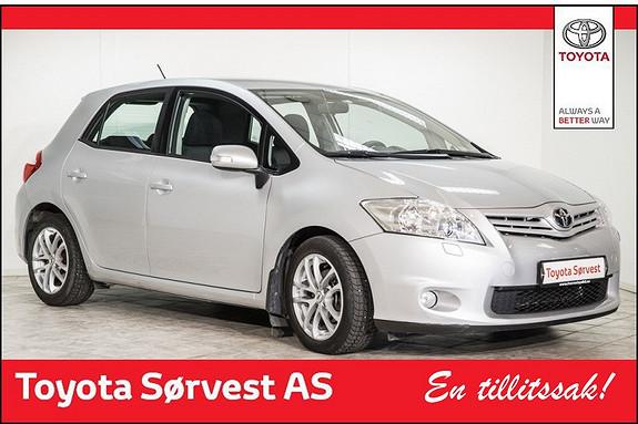 Toyota Auris 1,4 D-4D (DPF) Advance  2011, 73585 km, kr 149000,-