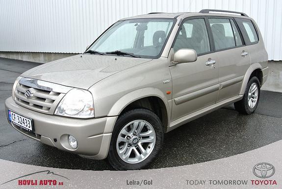 Suzuki Grand Vitara 2,5 V6 SE /automat/ 184HK/ LAV KM.STAND /  2005, 92000 km, kr 109000,-