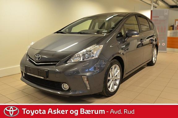 Toyota Prius+ Seven 1,8 VVT-i Hybrid Premium  2013, 36000 km, kr 289000,-