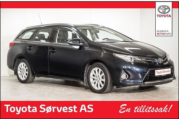 Toyota Auris Touring Sports 1,6 Active  2014, 35356 km, kr 219000,-