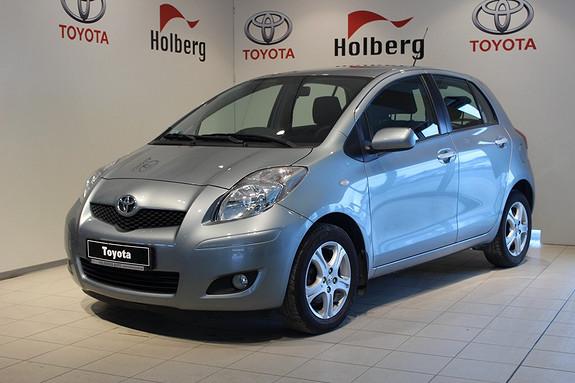Toyota Yaris 1,33 S-Edition S&S - pent brukt, én eier  2011, 24411 km, kr 139000,-