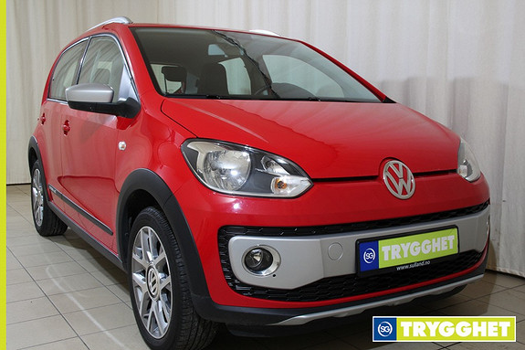 Volkswagen UP! 1,0 75 Cross