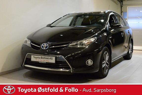 Toyota Auris Touring Sports 1,8 Hybrid Active+ , OPPGRADERT MODELL/+ UTGAVE MED UTSTYRSPAKKE,  2014, 20500 km, kr 258000,-
