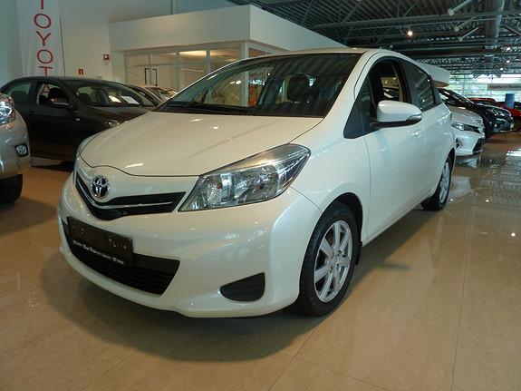 Toyota Yaris 1,33 Active  2014, 35333 km, kr 179000,-