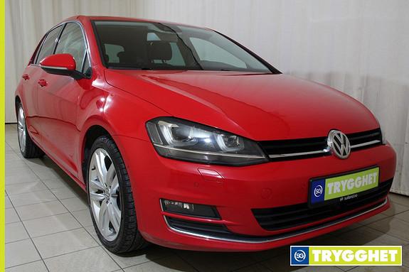 Volkswagen Golf 2,0 TDI 150hk Highline 4Motion cruise, krok, xenon, park.varmer m/fj, park.ass.