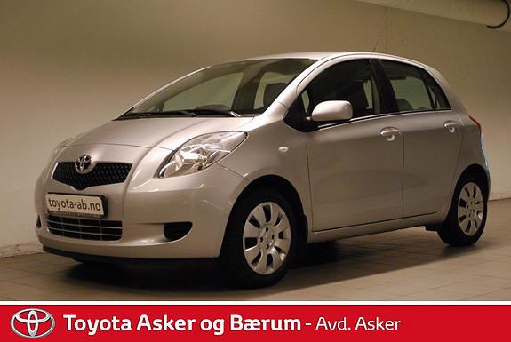 Toyota Yaris 1,0 Sol RENTEKAMPANJE 2,95%  2006, 87300 km, kr 89000,-