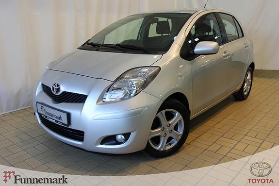 Toyota Yaris 1,4 D-4D S-Edition  2011, 57275 km, kr 109000,-