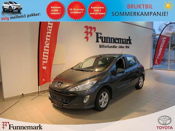 Peugeot 308 1,6 HDi Confort Pack 93 hk BRUKTBILKAMPANJE!  2011, 88500 km, kr 99000,-