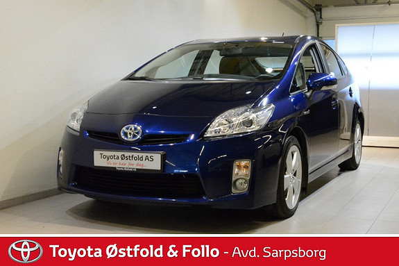 Toyota Prius 1,8 Advance , INNTIL 10 ÅRS HYBRIDBATTERI GARANTI,  2010, 50500 km, kr 172000,-