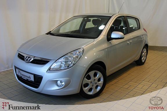 Hyundai i20 1,2 Classic  2011, 39983 km, kr 94000,-