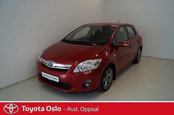 Toyota Auris 1,8 Hybrid Executive HSD  2012, 71094 km, kr 179900,-