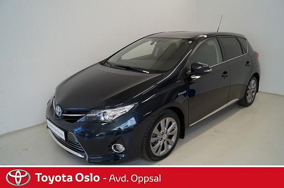 Toyota Auris 1,8 Hybrid E-CVT Executive  2013, 41716 km, kr 239900,-