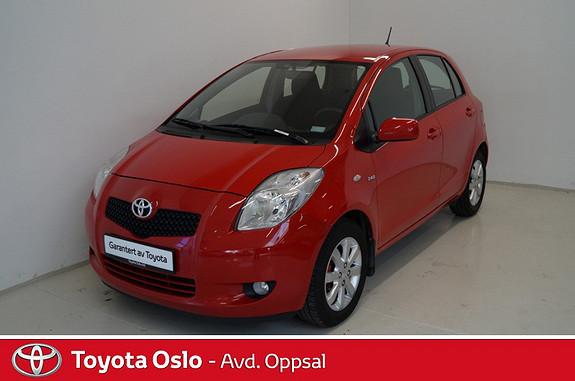Toyota Yaris 1,4 D-4D Sol  2008, 98277 km, kr 99900,-