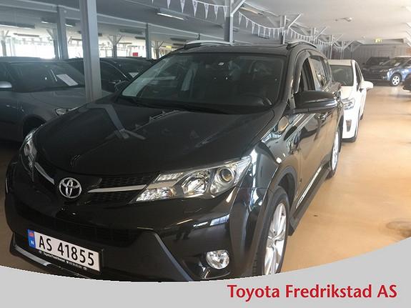 Toyota RAV4 2,2 D-CAT 4WD Exective aut m/ full pakke  2014, 31000 km, kr 399000,-