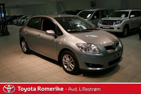 Toyota Auris 1,6 VVT-i Sol Multi Mode  2009, 45523 km, kr 125000,-