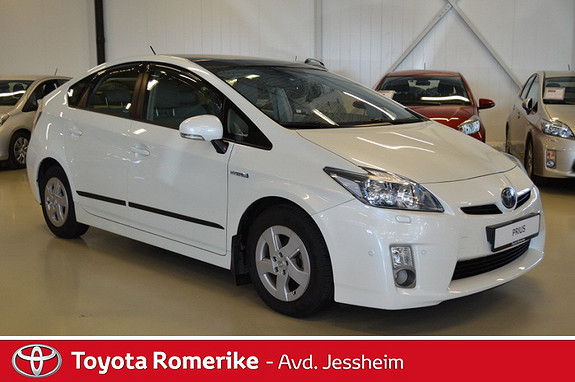 Toyota Prius 1,8 VVT-i Hybrid Premium  2010, 74700 km, kr 184900,-