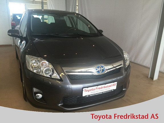 Toyota Auris 1,8 Hybrid Advance HSD  2012, 43500 km, kr 179000,-